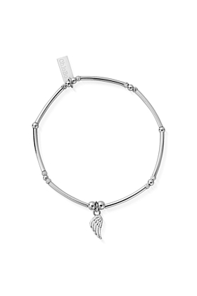 Sterling Silver Divinity Within Bracelet