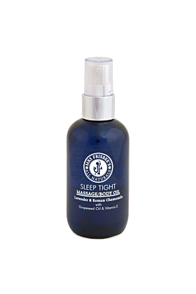 Sleep Tight Massage Body Oil