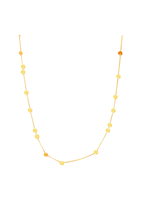 14kt Gold Stardust Reach for the Stars Necklace