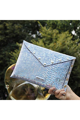 Mermaid Envelope Clutch Bag