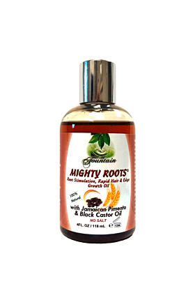 Fountain Mighty Roots Hair Oil