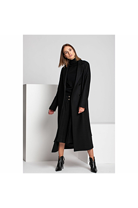 Evening Women's Wool Coat