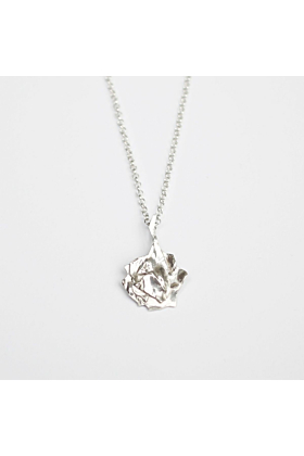 Sterling Silver ROZA Small Necklace