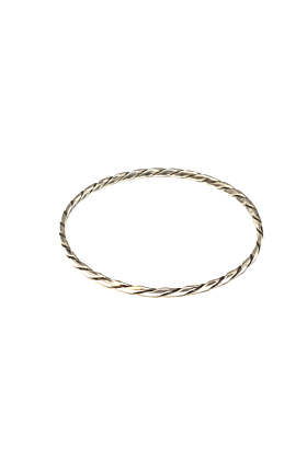Sterling Silver Widred Bangle