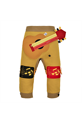 Trousers with Band Toy | Guitar