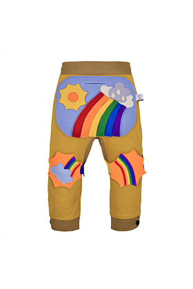 Trousers with Stormy Toy | Rainbow