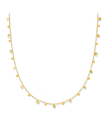 Stardust Scattered Stars Necklace