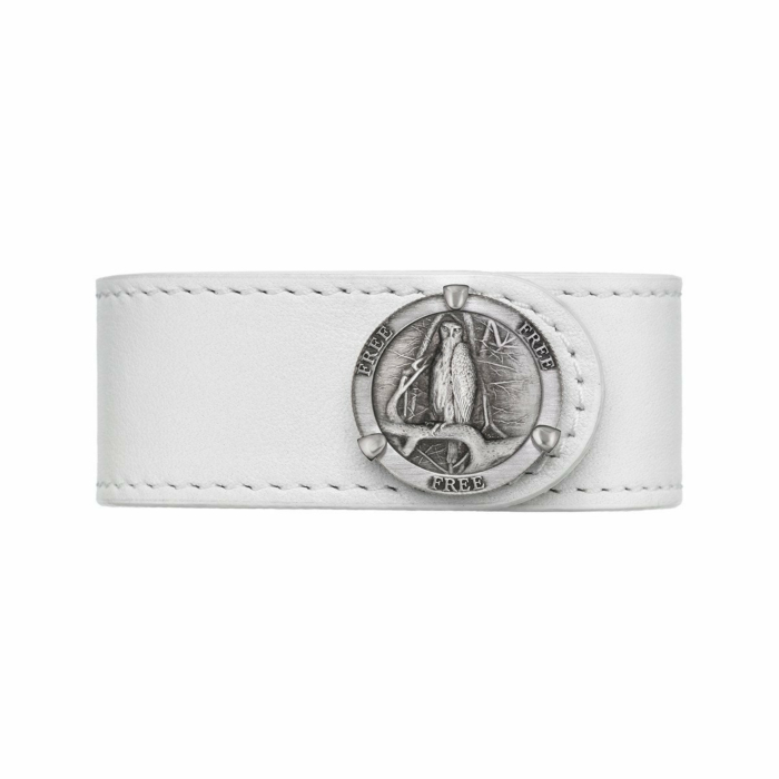 Be Free Bracelet Fine Silver and Sterling Silver