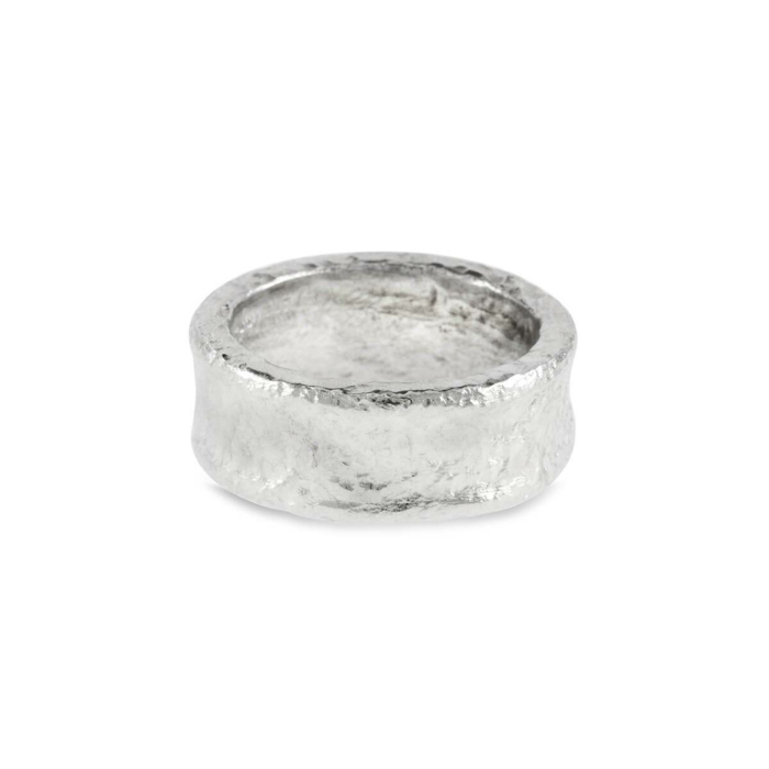 Sterling Silver Teres Ring | Paul Magen
