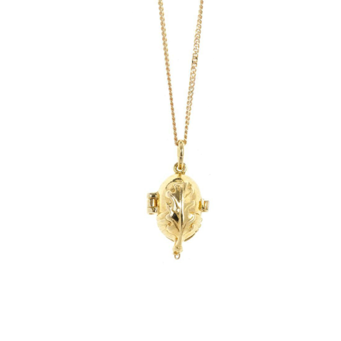 Gold Magical Charm Necklace - Friendship