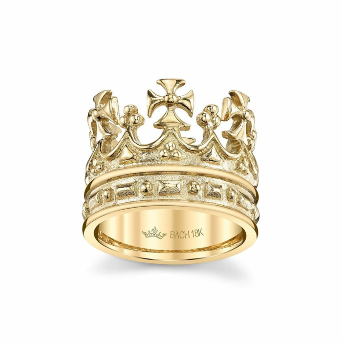 Queen Elizabeth Crown Ring