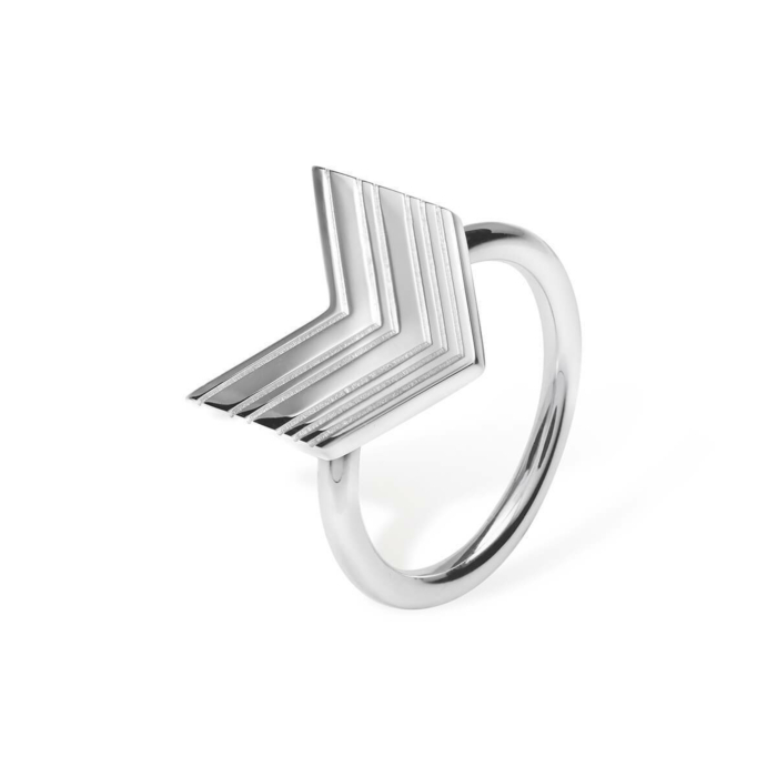 Art Deco Arrow Ring