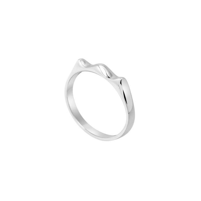 Sterling Silver Moonlight Ring