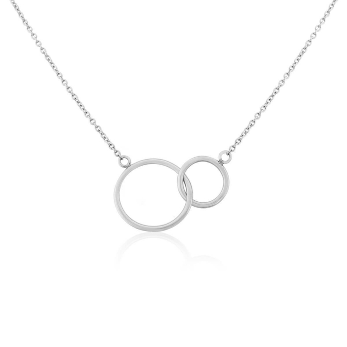 Sterling Silver Kelso Necklace