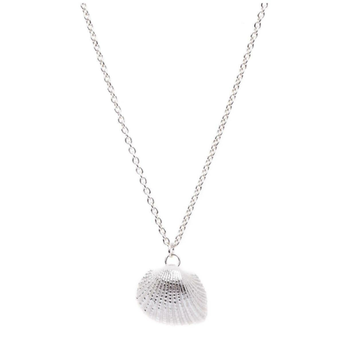 Sterling Silver Oceania Ark Necklace