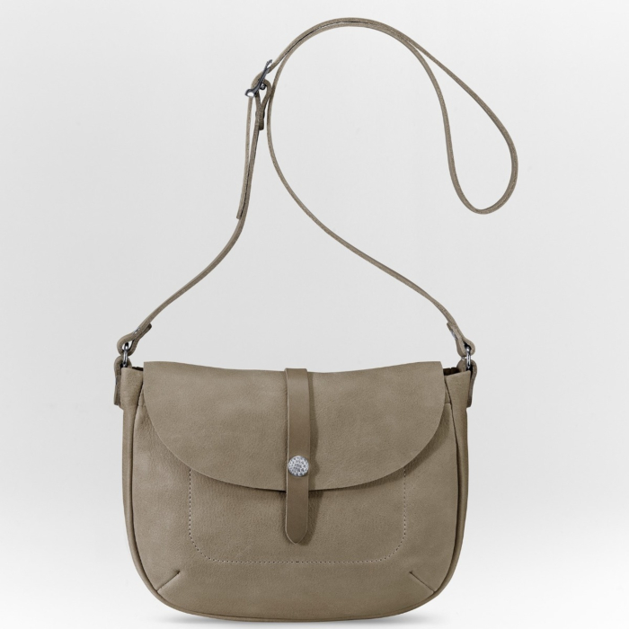Chloé Clay Leather Handbag