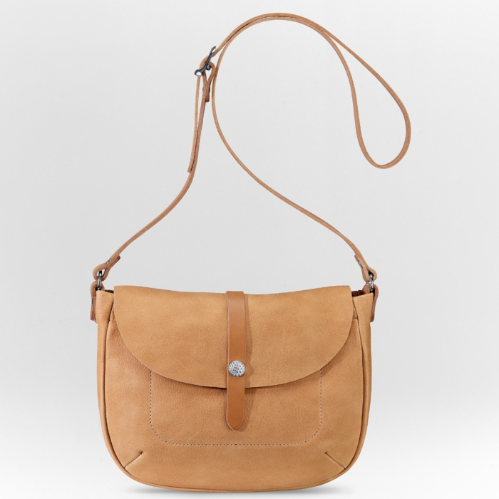 Chloé Sand Leather Handbag