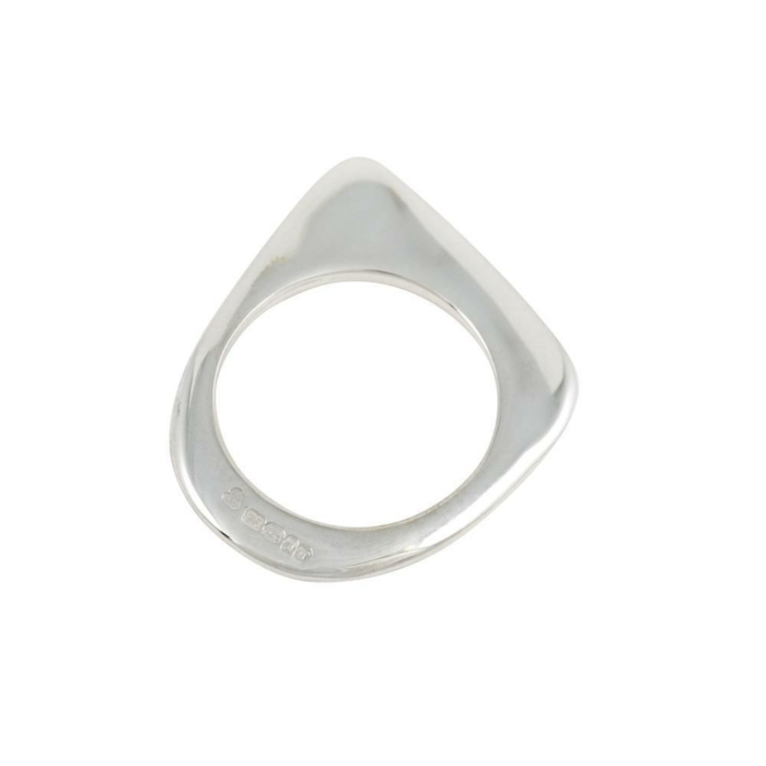 Sterling Silver Proportion Ring