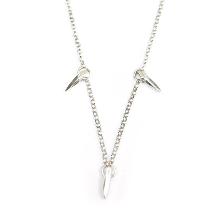 Sterling Silver MARIA Necklace