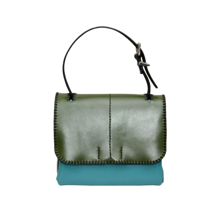 Ojo Leather Small Bag