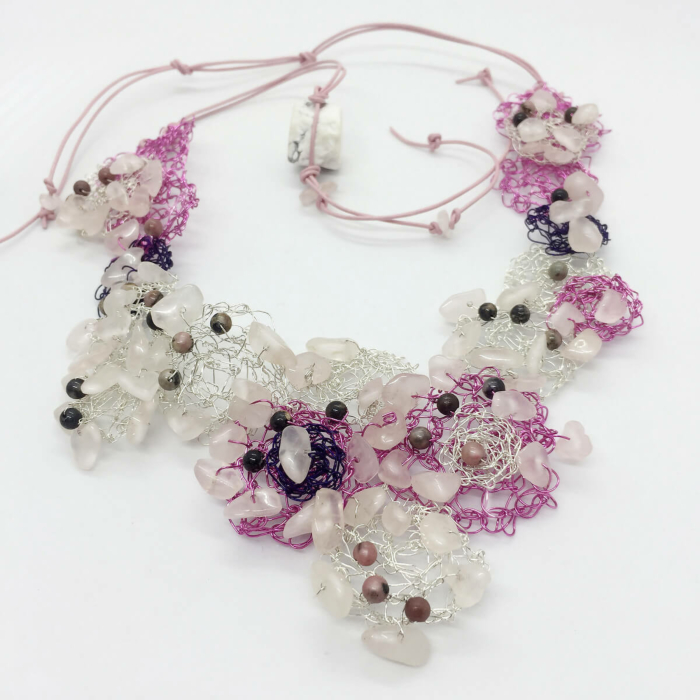 Wire Rosina Necklace