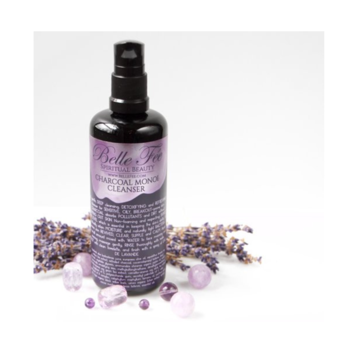 Charcoal Monoi Cleanser