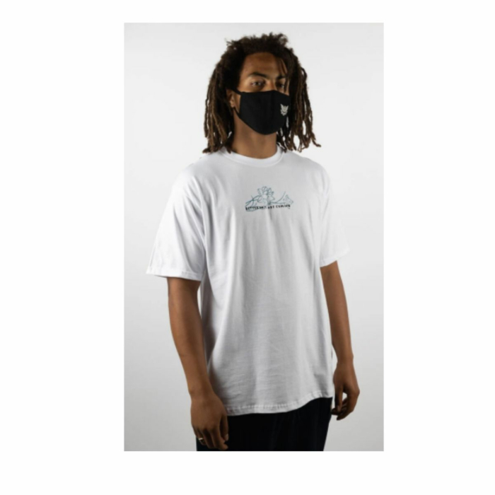 Better Days Are Coming Tee In White