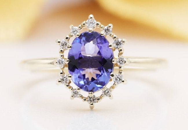 Tanzanite rings - the next big thing?