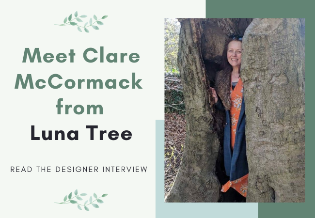 Meet Clare McCormack from Luna Tree