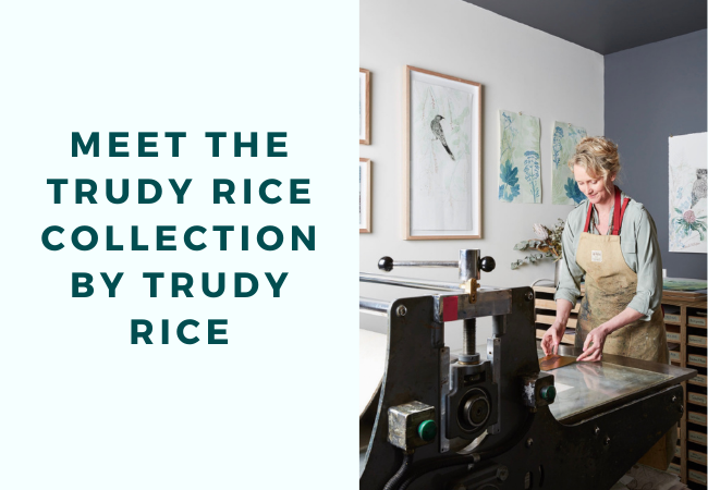 Meet The Trudy Rice Collection by Trudy Rice