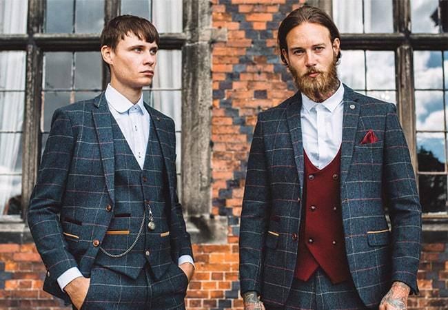 Top 10 Best Wedding Suit Shops in Coventry