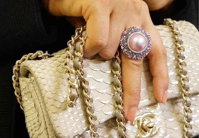 The 10 best handcrafted pearl rings