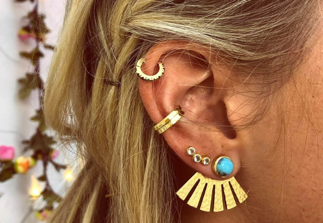 7 of the prettiest earring trends this Spring