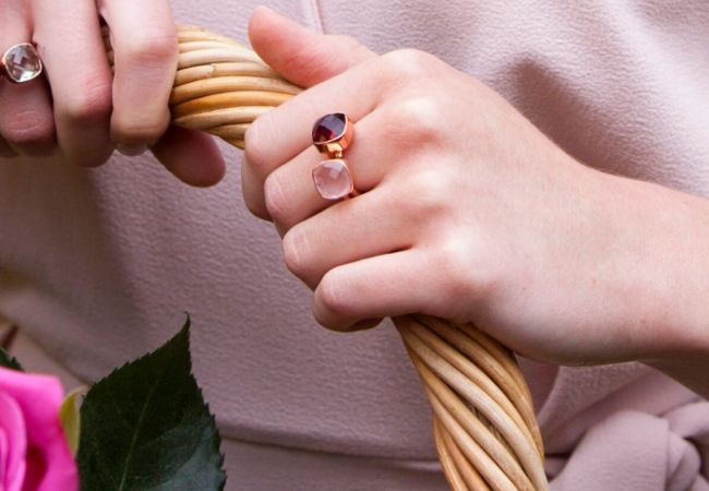 Jewellery for Mum on Mother's Day
