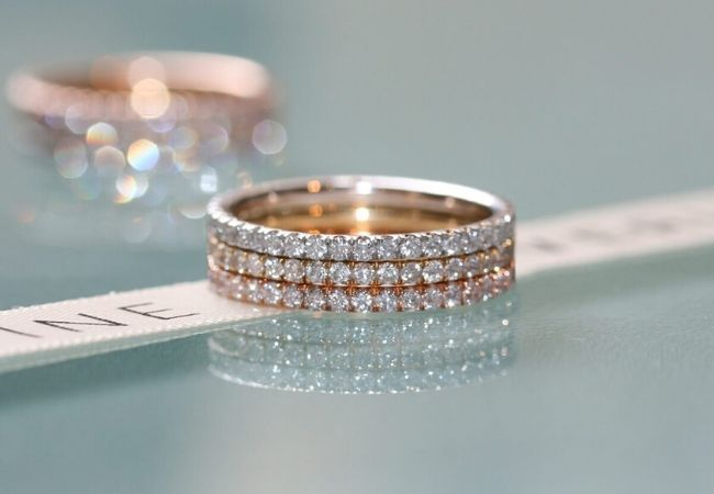 6 Delicious Diamond Eternity Rings
