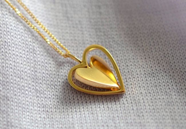 Love necklaces for her