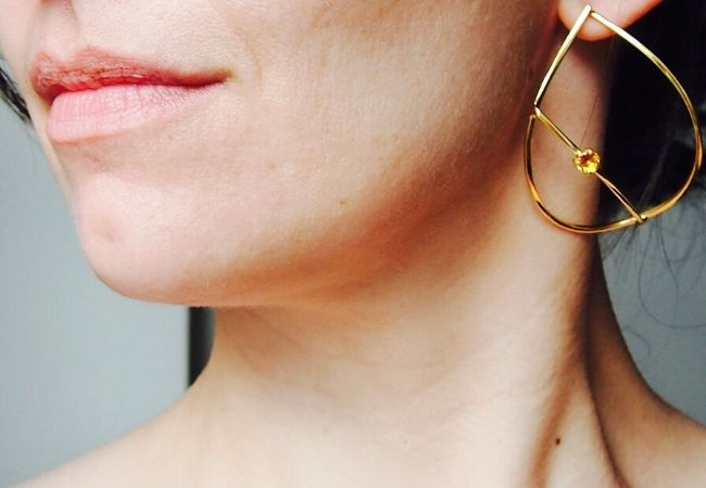 6 Sexy Citrine Earrings