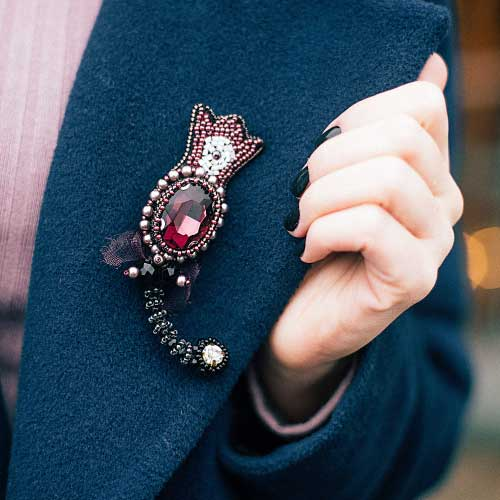 Women's Brooches