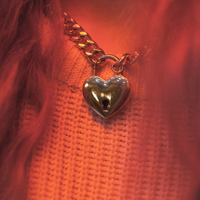 Heart Shaped Necklaces